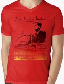 Ich bin ein Berliner, Berlin Wall, T-shirt T-Shirt