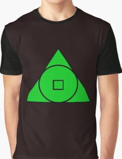 United Earth Order Graphic T-Shirt