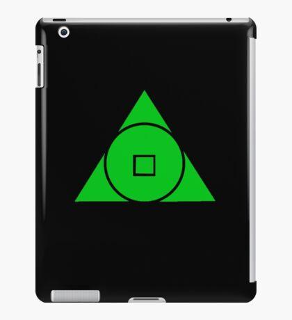 United Earth Order iPad Case/Skin