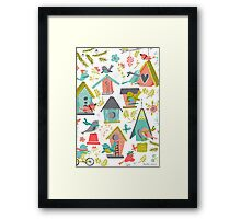 It's a Bird's Life Framed Print