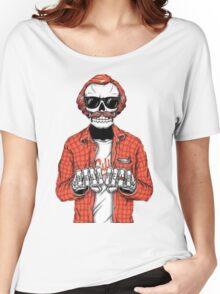 Dead man Women's Relaxed Fit T-Shirt