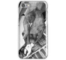 Hard Work iPhone Case/Skin