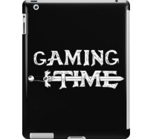Gaming time iPad Case/Skin