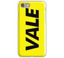 VALE iPhone Case/Skin