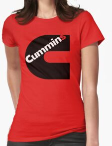 Cummins Womens Fitted T-Shirt