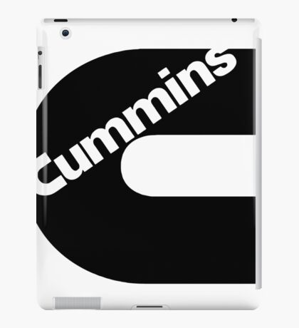 Cummins iPad Case/Skin