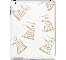 Dalek pattern iPad Case/Skin
