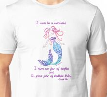Mermaid Musings Unisex T-Shirt