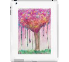 Magical wishing tree iPad Case/Skin