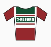 Retro Jerseys Collection - 7-Eleven One Piece - Long Sleeve
