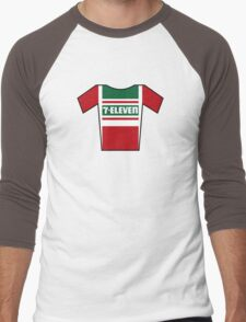 Retro Jerseys Collection - 7-Eleven Men's Baseball ¾ T-Shirt