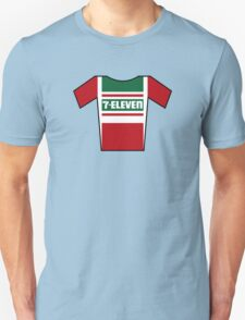 Retro Jerseys Collection - 7-Eleven Unisex T-Shirt