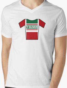 Retro Jerseys Collection - 7-Eleven Mens V-Neck T-Shirt