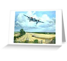 Mossie Harvest  Greeting Card