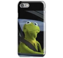 Kermit Shirts, Posters and Phone Cases iPhone Case/Skin