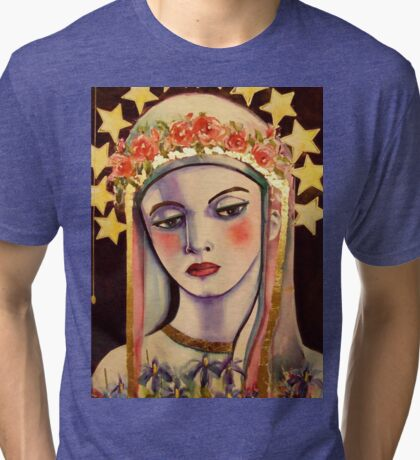 Twelve Stars Tri-blend T-Shirt