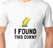 Found Corny Unisex T-Shirt