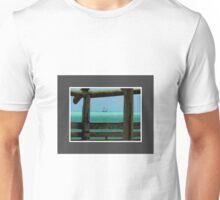 Sails off Key Largo Unisex T-Shirt