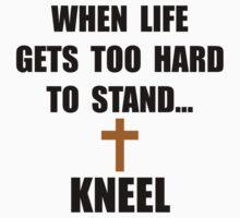 Kneel One Piece - Short Sleeve