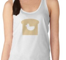 Duck in Bread Women's Tank Top