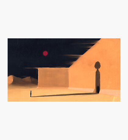Oneiric Geography Photographic Print