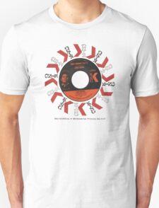 Funky Drummer 45 Unisex T-Shirt