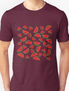 Watermelon chibi pattern T-Shirt