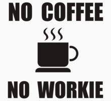No Coffee No Workie One Piece - Long Sleeve