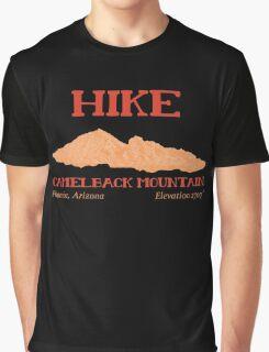 Hike Camelback Mountain! Graphic T-Shirt