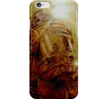 THE LITTLE DROID iPhone Case/Skin