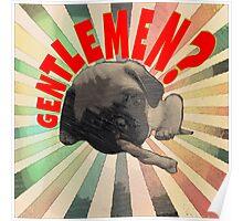 Gentleman Smitty Poster