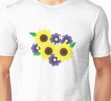 Sunflower Bouquet Unisex T-Shirt