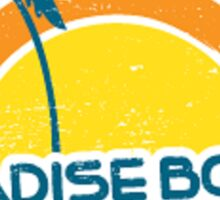 Paradise Bowls Sticker