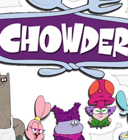 Chowder Sticker