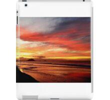Papamoa Beach Sunset iPad Case/Skin