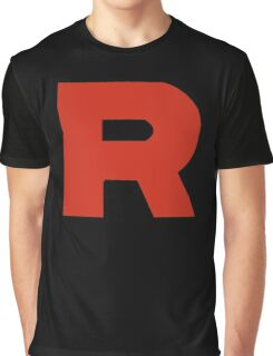 Team Rocket - PKMN Cosplay Graphic T-Shirt