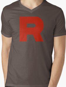 Team Rocket - PKMN Cosplay Mens V-Neck T-Shirt