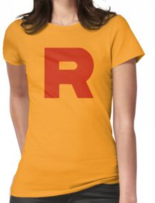 Team Rocket - PKMN Cosplay Womens Fitted T-Shirt