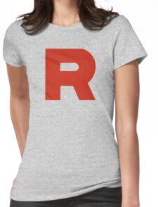 Team Rocket - PKMN Cosplay Womens Fitted T-Shirt