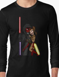 Star Wars: Revan and Bastila Long Sleeve T-Shirt