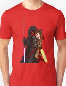 Star Wars: Revan and Bastila Unisex T-Shirt
