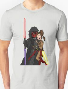 Star Wars: Revan and Bastila Unisex T-Shirt