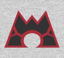 Team Magma - PKMN Cosplay Baby Tee