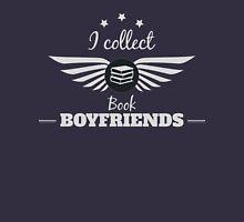Collector of book boyfriends Unisex T-Shirt
