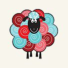 Curly the Sheep by Natalie Kinnear