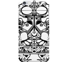 The Dogu Knows iPhone Case/Skin