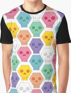 Skull Hive Graphic T-Shirt