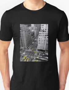 New York City - Taxis Unisex T-Shirt