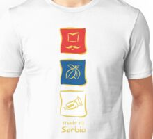 Made in Serbia Unisex T-Shirt