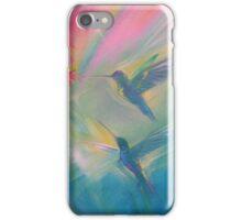 Sunlit Wings iPhone Case/Skin